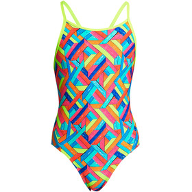 Funkita Diamond Back One Piece - Bañador Niños - Multicolor